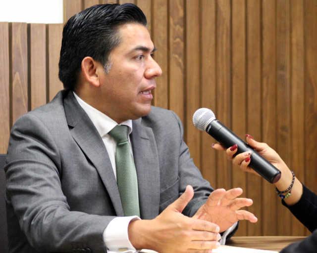 Prepara Garrido iniciativa para reformar la Ley de Ordenamiento Territorial