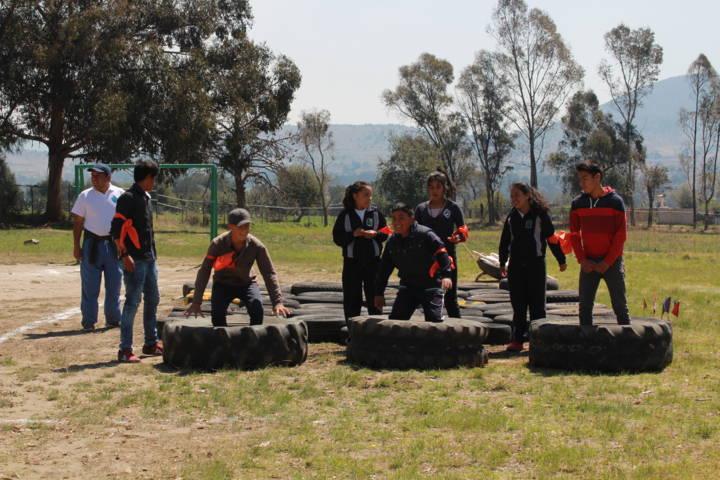 El DIF municipal conmemora el Día mundial sin Tabaco con un Rally Deportivo
