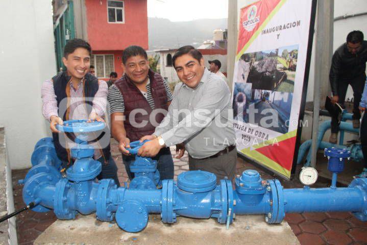 Con esta bomba mejoraremos el suministro de agua potable en los hogares: alcalde