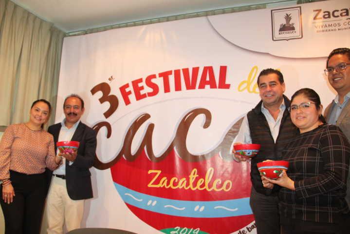 Este 23 y 24 de noviembre llega el 3er festival del Cacao: alcalde
