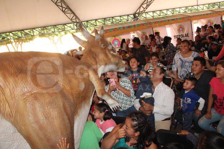 El festejo de los niños y las mamás rebaso expectativas: alcalde
