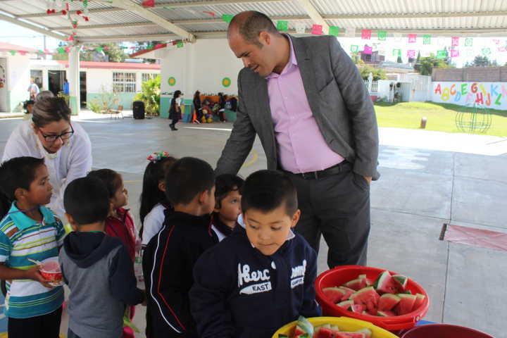 Ayuntamiento continua con el programa Más sano y Nutritivo