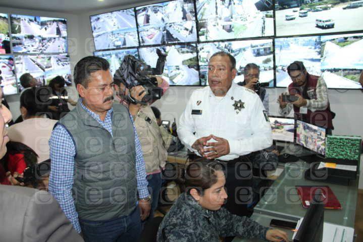 El Centro de Monitoreo C2 viene a reforzar la seguridad en el municipio: alcalde