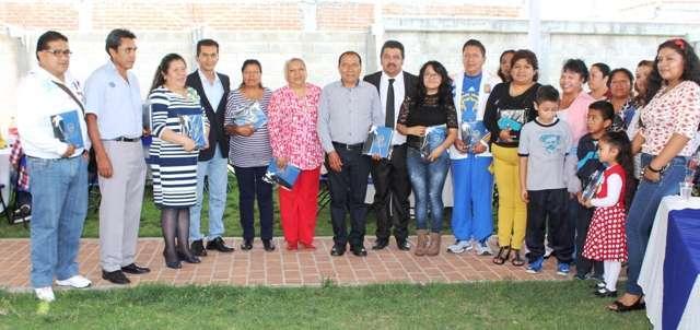 Gobierno Municipal de Lardizábal festejó a los maestros