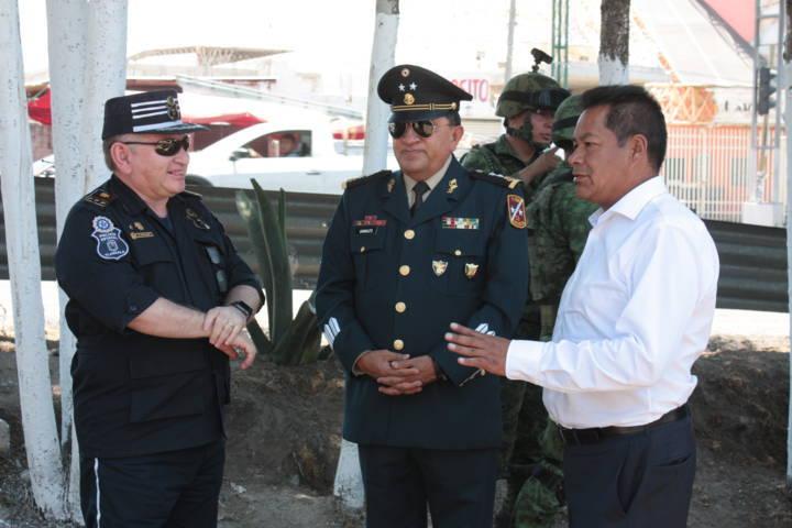 Crean filtro fronterizo en el municipio de San Pablo del Monte
