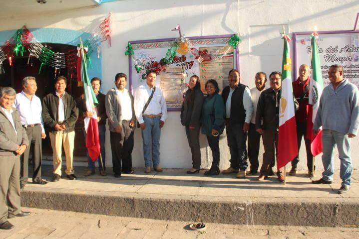 Murias Juárez fija el Bando Solemne y da inicio a las fiestas patrias