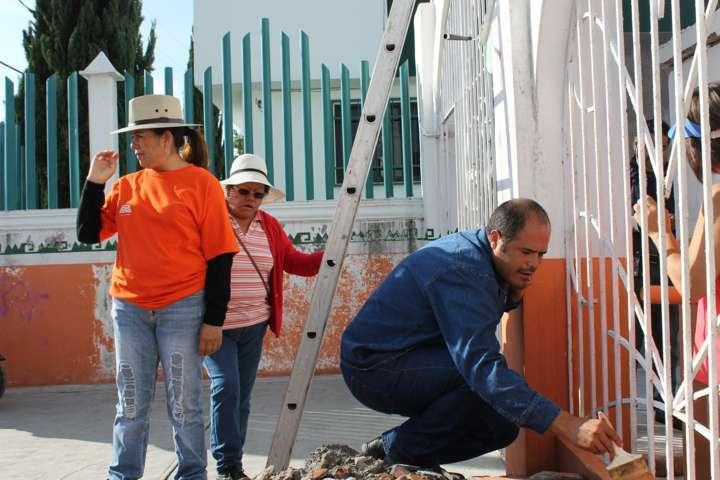 Faenas comunitarias afianzan múltiples beneficios para Santa Cruz Tlaxcala