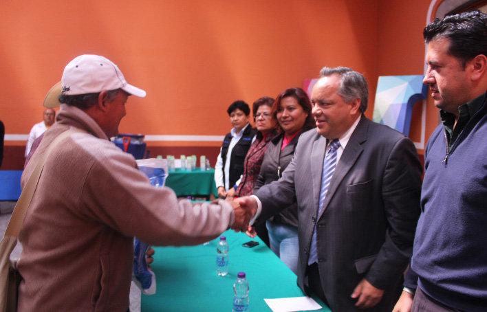 Evitar enfermedades y dotar de agua limpia al municipio: AAL