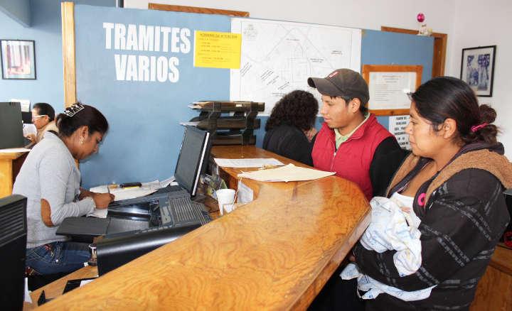 En marcha campaña de aclaraciones de actas de nacimiento en Huamantla