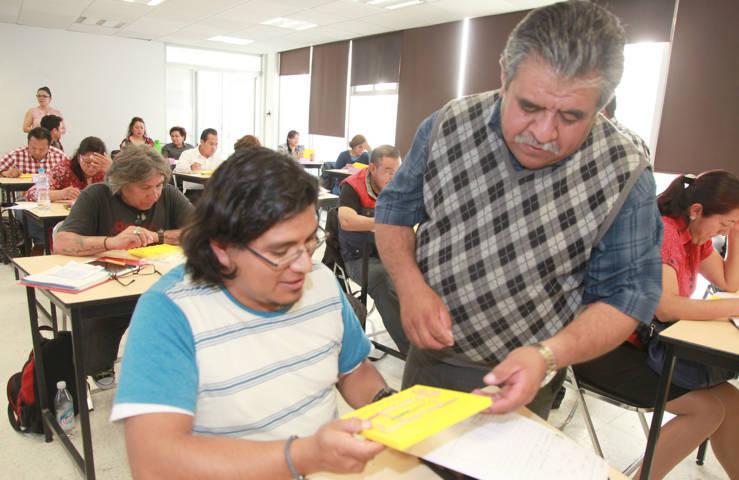Realiza Sepe-Uset talleres permanentes de matemáticas para docentes
