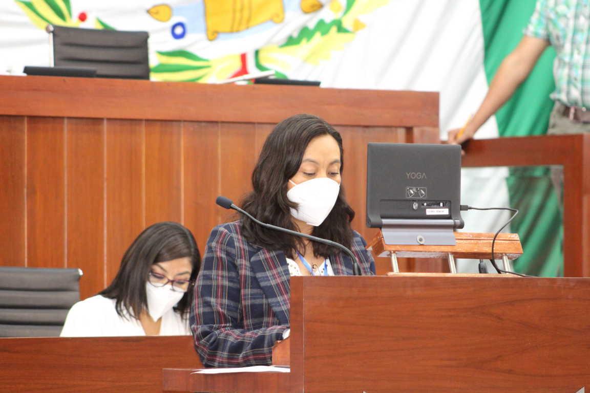 Instituye Congreso la presea Natalia Teniza para reconocer la lucha social de mujeres