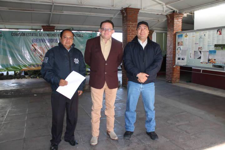 Poco interés de los alcaldes a la supervisión de la CEDH: VMCPP