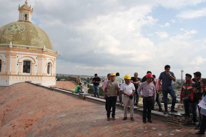 Ayuntamiento de Zacatelco analiza reubicación de la feria 2018