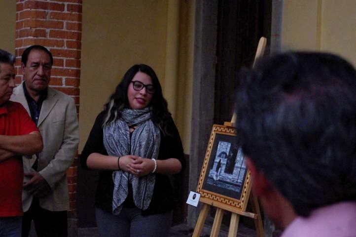 Presenta en Tlaxco