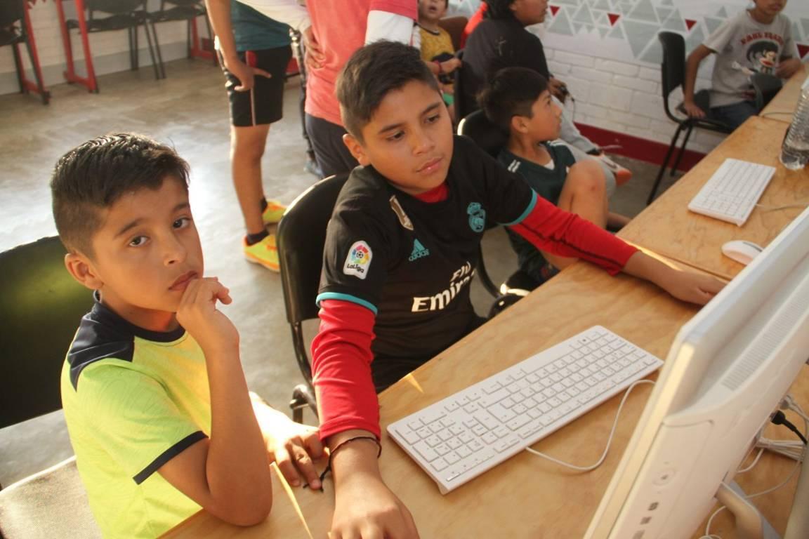 Mantiene abiertos ayuntamiento de Tlaxcala Centros de Poder Joven y Desarrollo Juvenil