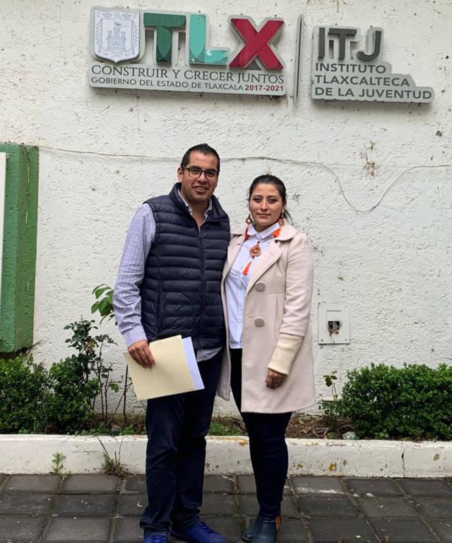 "Logra comuna capitalina apoyo del programa ""Centros Territorio Joven 2019"""