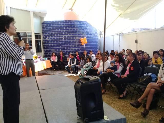 """Festejan """"Día de las Madres"""" en IMM de Tlaxcala"""
