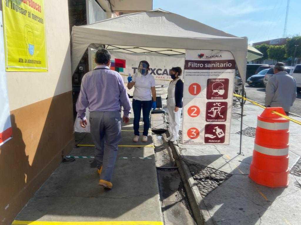 Implementa Ayuntamiento de Tlaxcala medidas por Semáforo Naranja