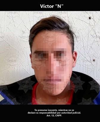 Atrapan a homicida que incineró a su víctima en Puebla