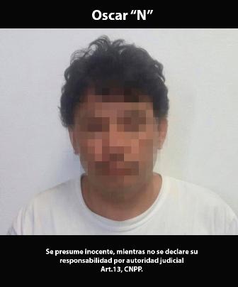 Atrapan a presunto homicida que cometió el delito en el 2010