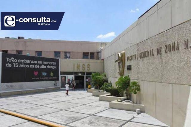 Encabeza el IMSS las muertes por COVID-19 en Tlaxcala