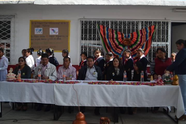 Promovamos las lenguas maternas como un patrimonio cultural: alcalde