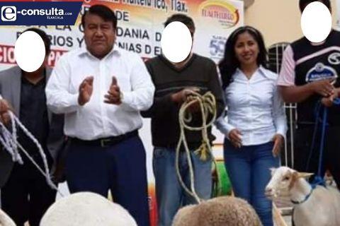 Tlaltelulco sigue sin agua; el Picapiedra quiere que María Félix sea presidenta