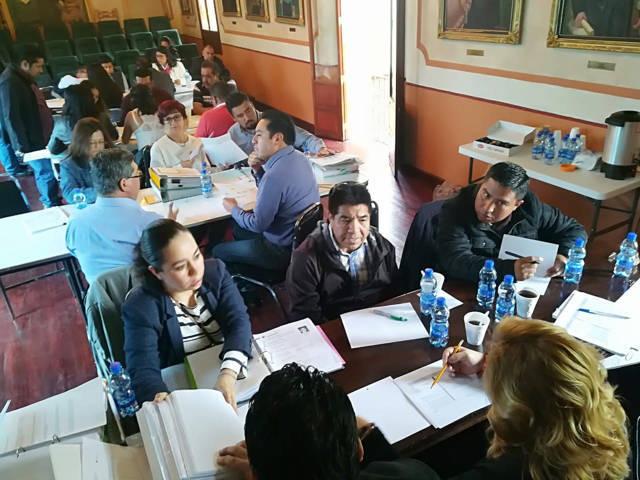 Inicia Inafed evaluación al ayuntamiento de Tlaxcala