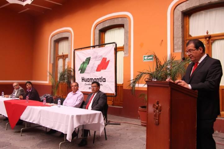 En 8 meses hemos cumplido al 100 % los lineamientos del INAFED: alcalde