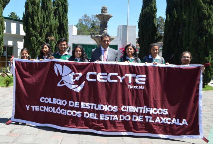Participan alumnos de Cecyte en intercambio académico en Estados Unidos