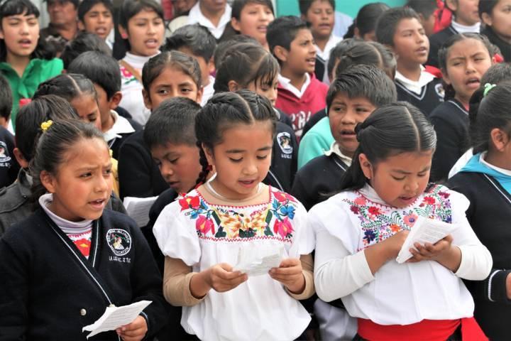 Fortalece educación indígena estrategias para brindar una enseñanza de calidad