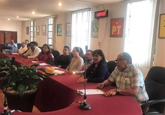 Inician Ayuntamiento e INE delimitación en comunidades