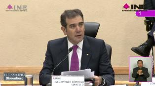 En México no hay espacio para el fraude, afirmó Lorenzo Córdova