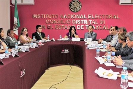 Desarrolla INE tercera mesa de diálogos para una cultura cívica