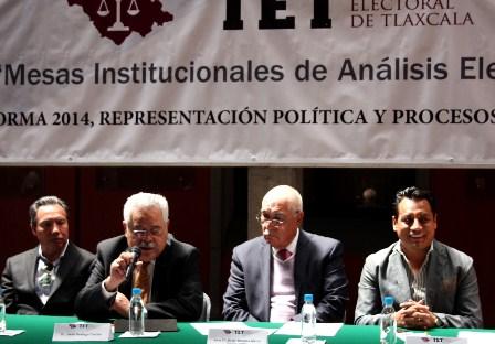 Reforma política del 2014 tuvo una visión elitista: consejero