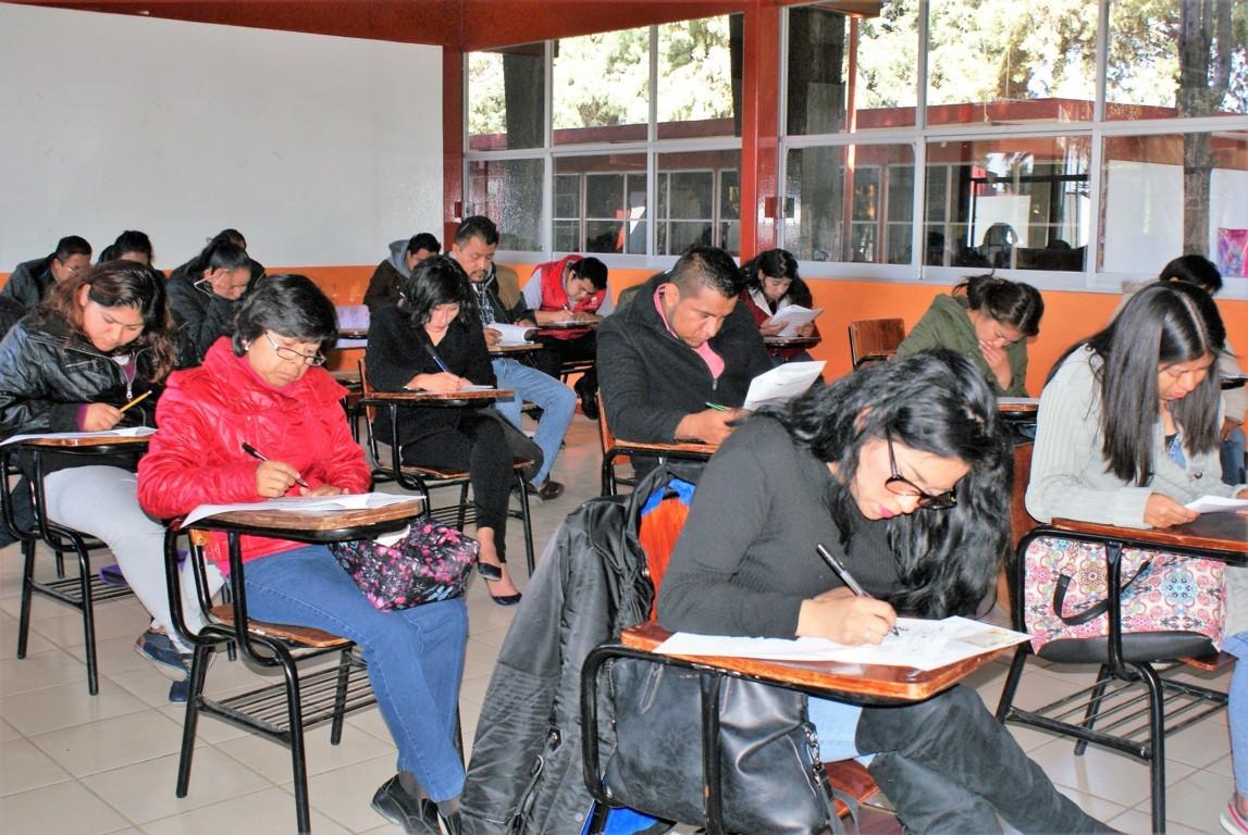 En Tlaxcala, concreta INE evaluación de aspirantes a SEy CAE