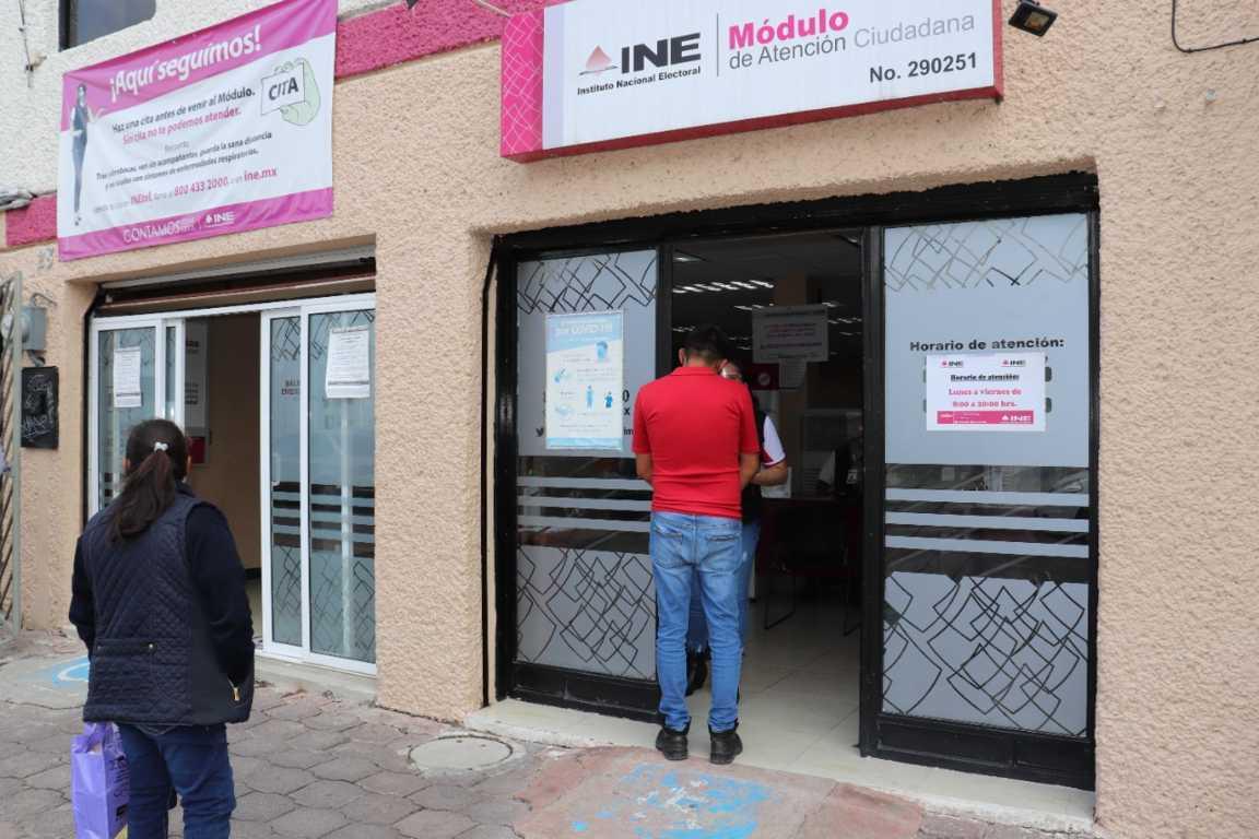 En Tlaxcala, más de 36 mil credenciales 19 y 20 podrán participar en la consulta popular: INE