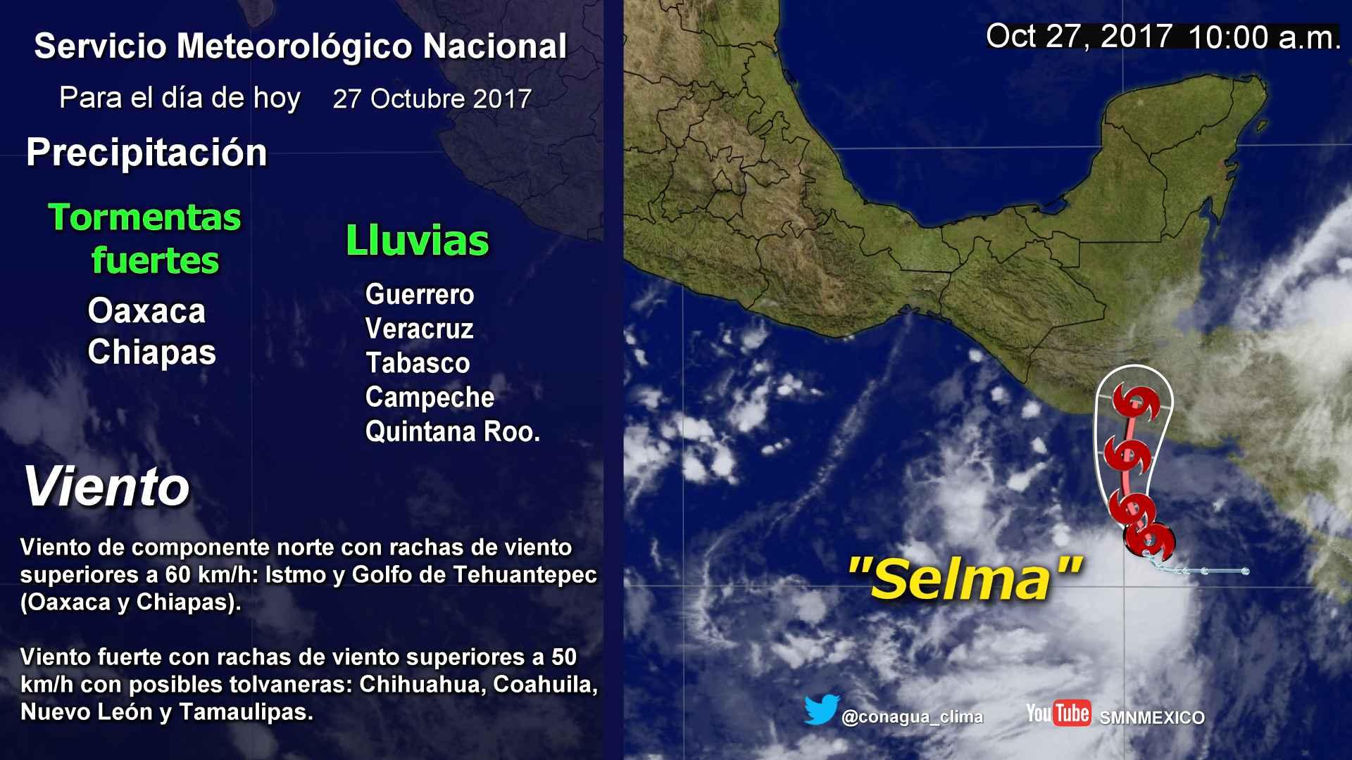 Se prevén bajas temperaturas para las zonas montañosas de Tlaxcala