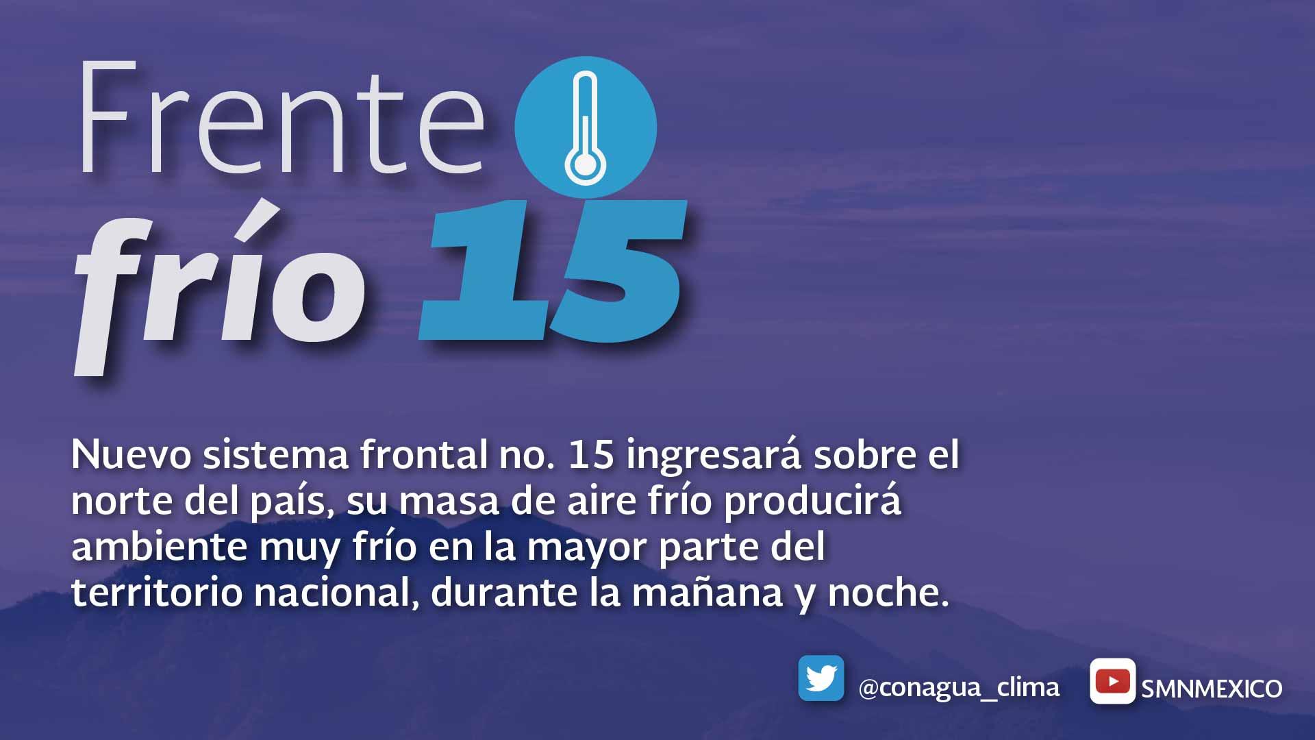 Durante la temporada invernal se han registrado 28 heladas en Tlaxcala