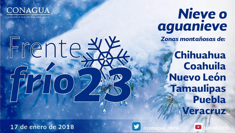 Prevalecerá el ambiente de muy frío a gélido para Tlaxcala