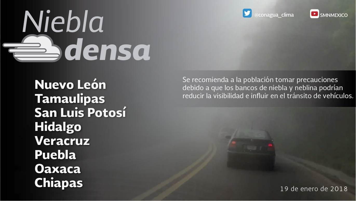 Prevalecerá el ambiente muy frío a gélido, con heladas para Tlaxcala