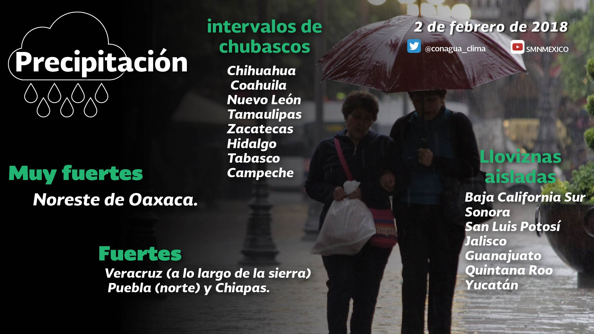 Se prevé ambiente de templado a fresco durante el día para Tlaxcala