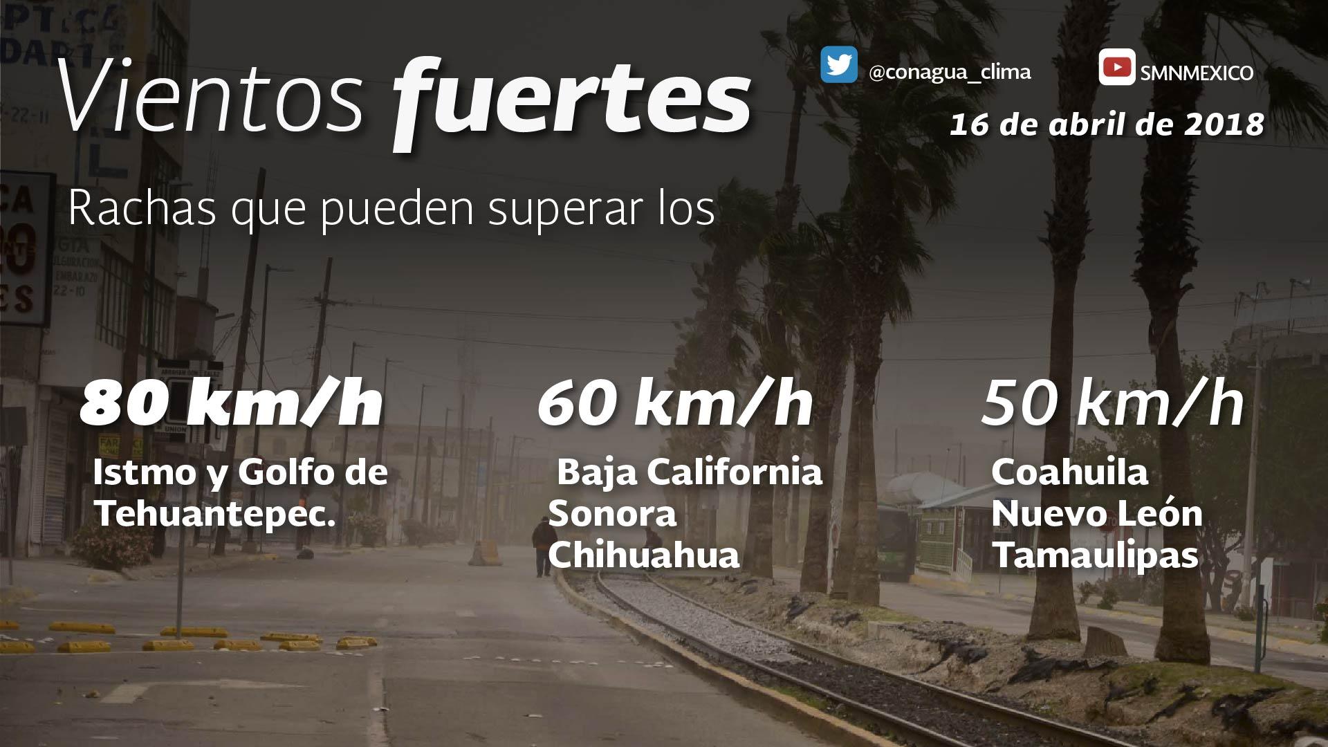 Se prevén lluvias aisladas, acompañadas de descargas eléctricas para Tlaxcala