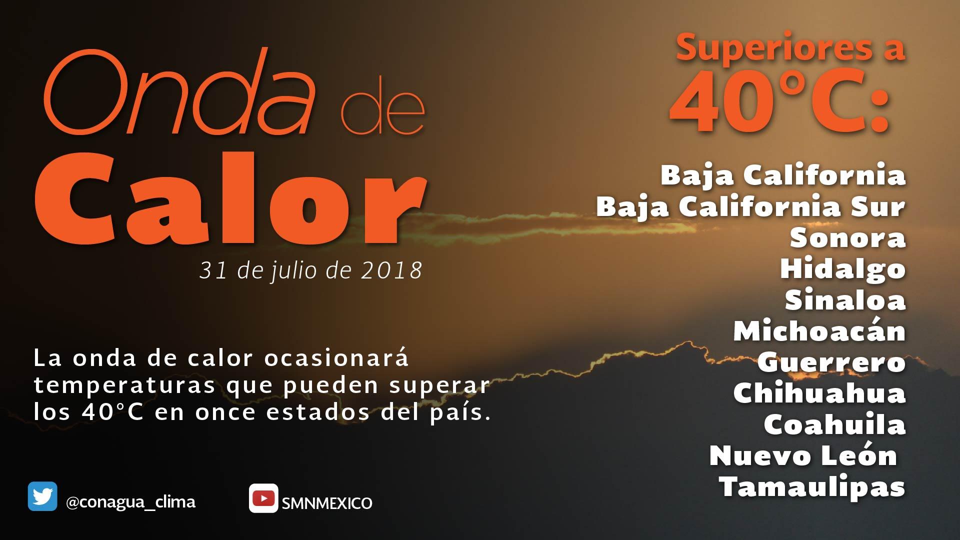 Prevalece el pronóstico de lluvias con intervalos de chubascos y ambiente caluroso para Tlaxcala