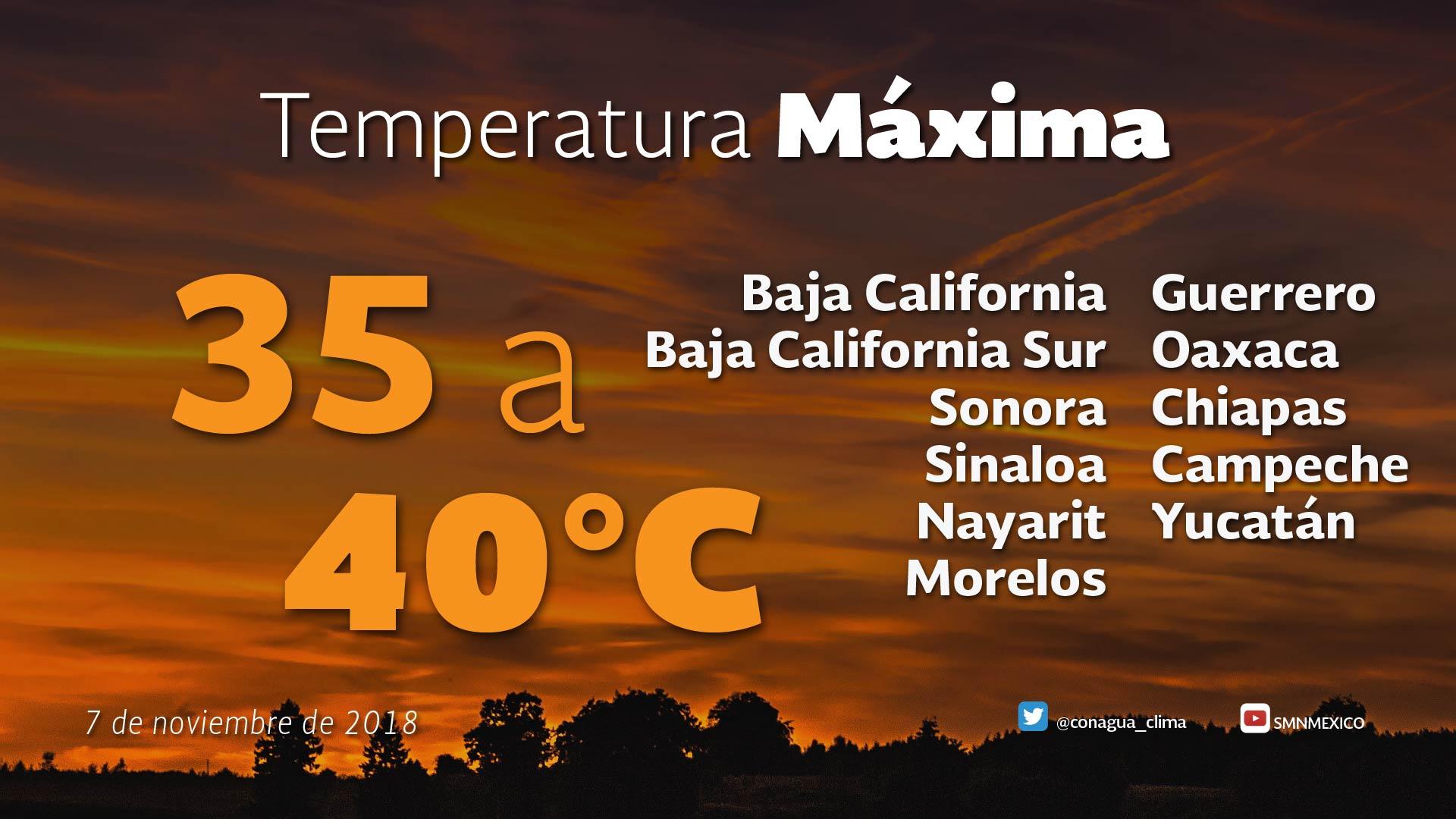 Se prevé cielo despejado y ambiente cálido durante el día para Tlaxcala