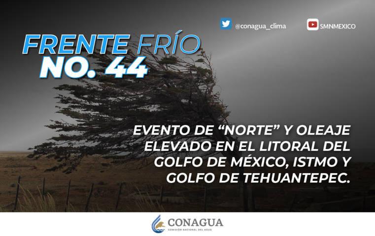 Se esperan lluvias aisladas en algunas zonas de Tlaxcala