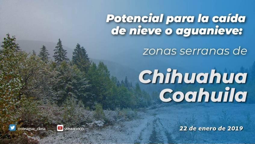 Persiste el pronóstico de ambiente frío y posibilidad de heladas para Tlaxcala
