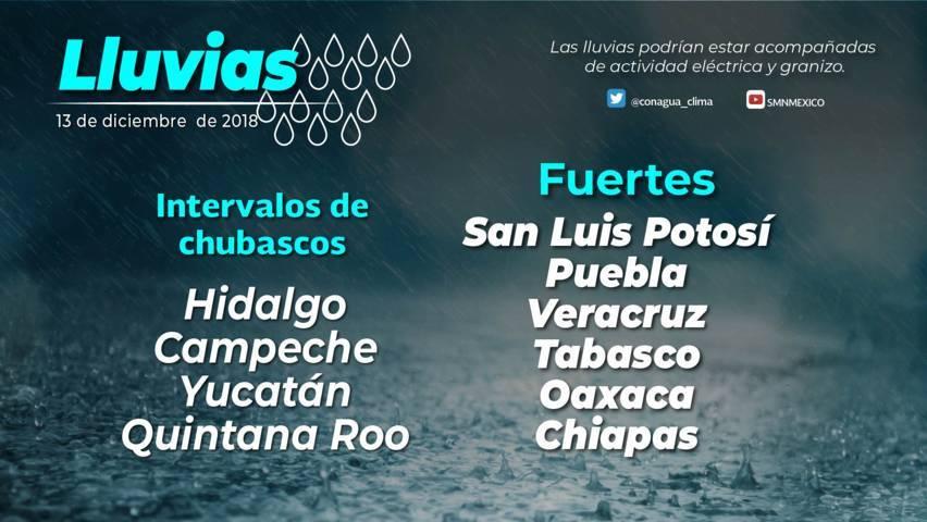 Persiste el pronóstico de ambiente frío y bancos de niebla matutinos para Tlaxcala