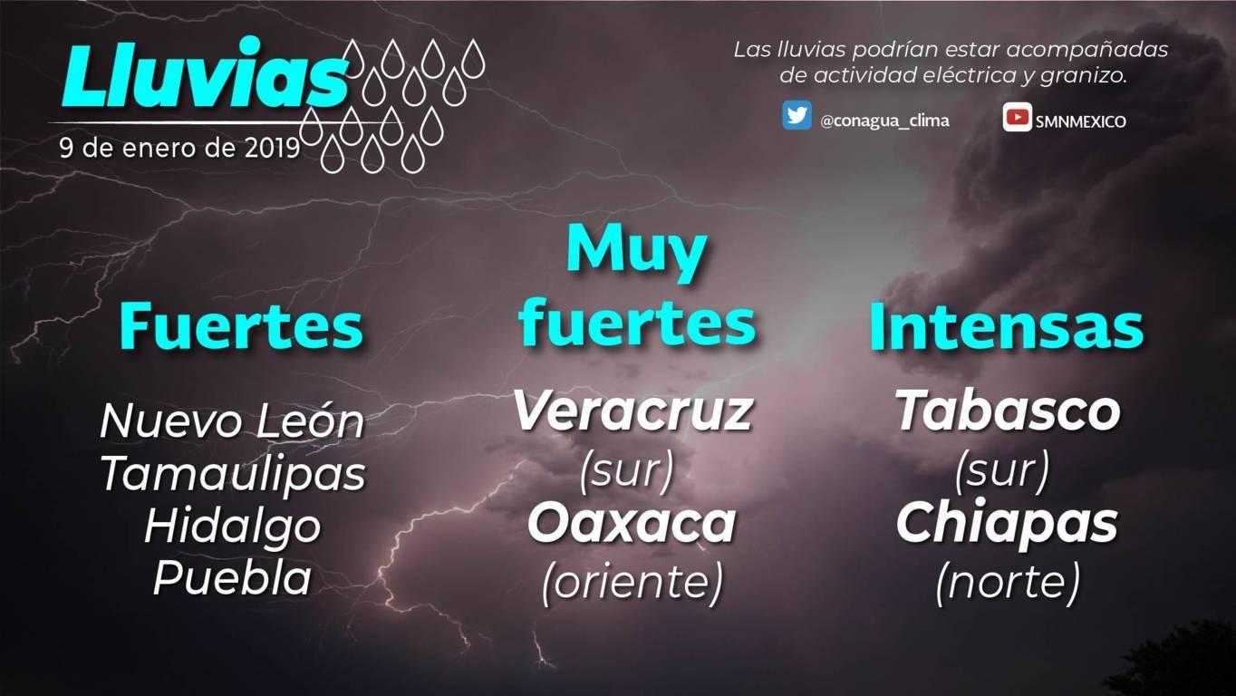 Se prevé descenso de temperatura y bancos de niebla matutinos para Tlaxcala