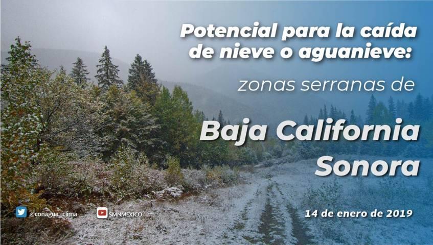 Se prevé ambiente frío y bancos de niebla dispersos para Tlaxcala